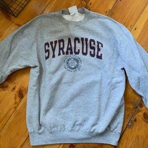 Tops - Syracuse Crewneck